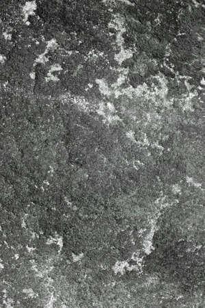 touchstone: Black-and-white granite wall