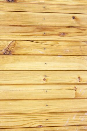 Close up of gray wooden fence panels  Stock Photo - 11758557