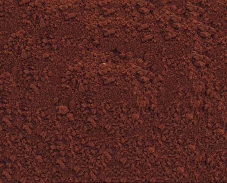 coffee grounds: coffee powder