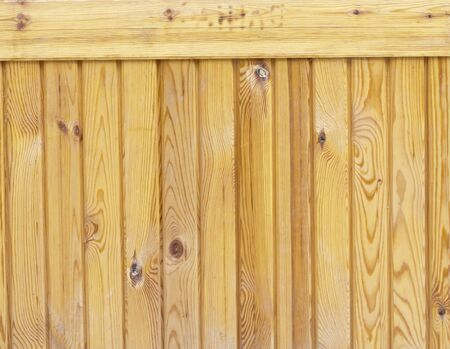 Close up of gray wooden fence panels Stock Photo - 12999839