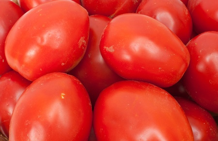 background from fresh tomatoes photo