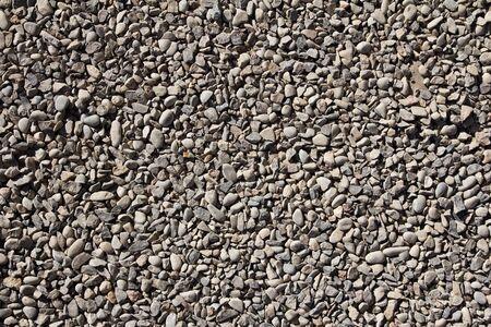 macadam: Background from stones