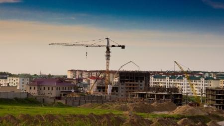 new neighborhood in Shymkent, Nursat photo