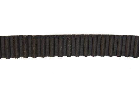 belt from the motor vehicle on a white background photo