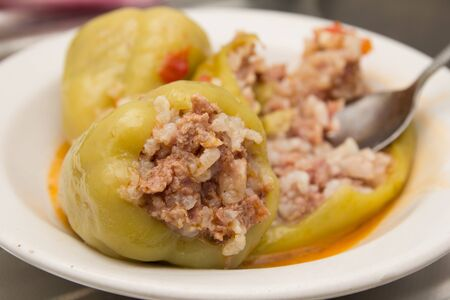 stuffed peppers photo