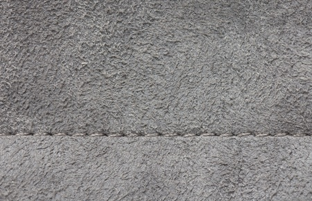 background of gray suede Stock Photo - 16280673