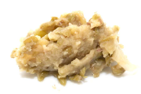 mash boiled. macro Stock Photo - 16629762