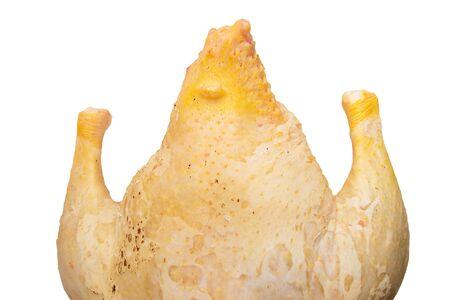 plucked: plucked duck