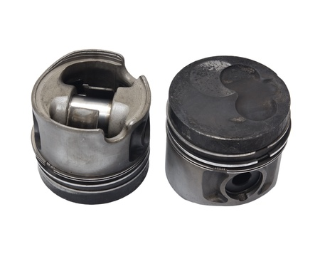 piston from the car. spares photo