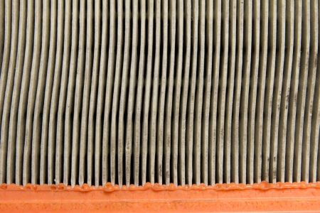 air filter from the vehicle photo
