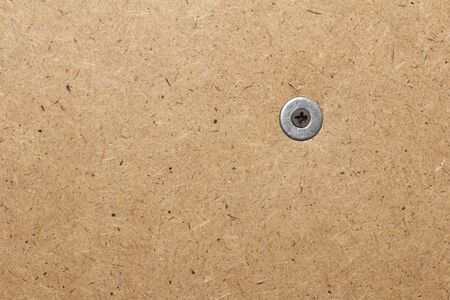 screw into a wooden wall photo