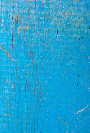 blue wooden background photo