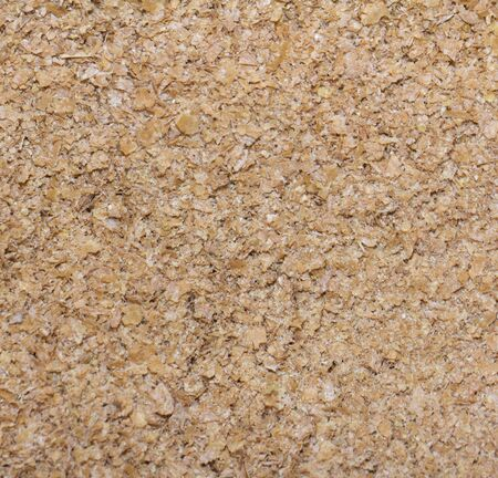 wheat bran as a background photo