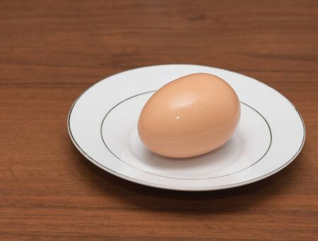 egg in a dish photo