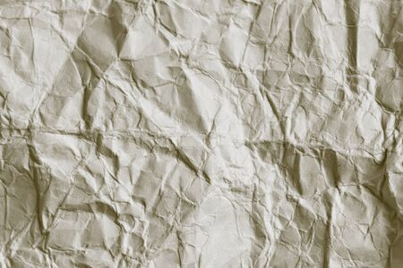 crumpled white paper as a background photo