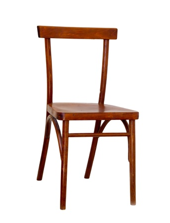 chair on a white background photo