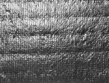 silver plated: abstract background silver plated material