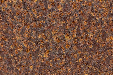 abstract background of rusty metal Stock Photo - 21605708