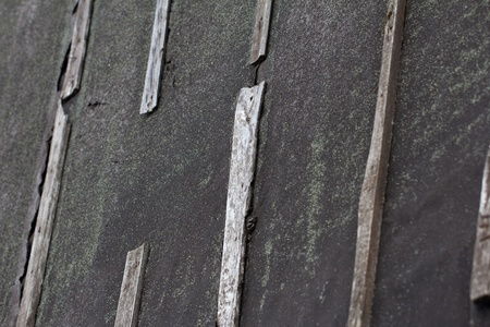 tar paper: background of tar paper on the roof