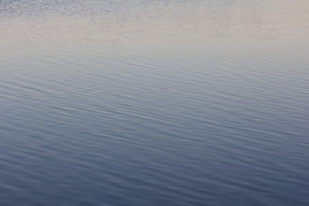 background of the surface of the lake water