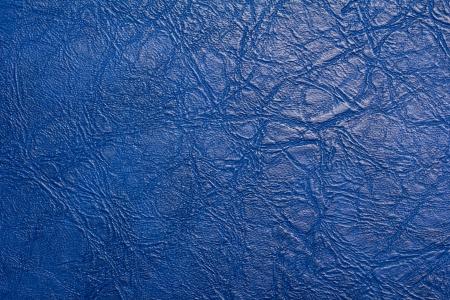 ersatz: background of blue leather