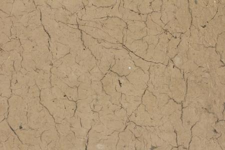 earthen: vecchie terra muro come sfondo