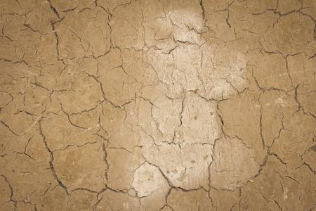 earthen: vecchio muro di terra come sfondo