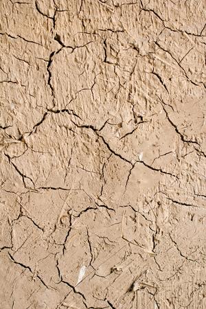 abstract clay wall photo