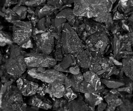 tar: background of black tar Stock Photo