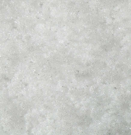 background of snow. macro