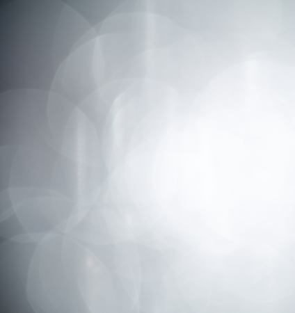 white: abstract background of bokeh