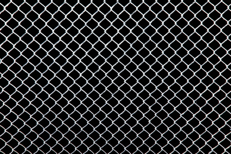 white grid on a black background photo