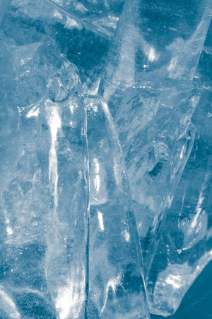 cold background: ghiaccio sfondo freddo Archivio Fotografico