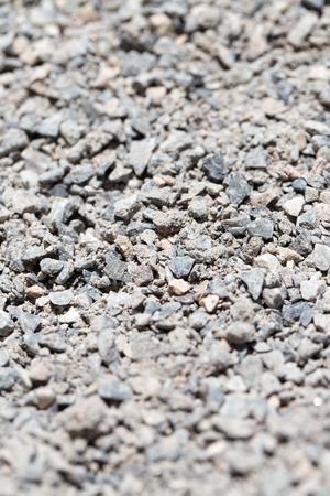 rubble: background of rubble stone Stock Photo