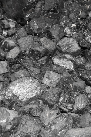 coal as a background photo