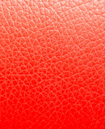 red sofa: background of red leather