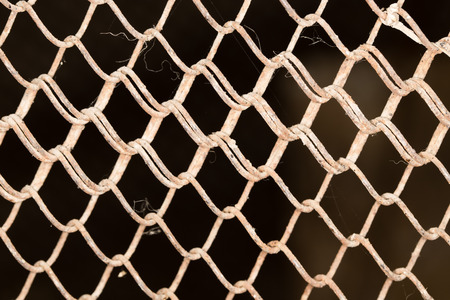 background of metal fence photo