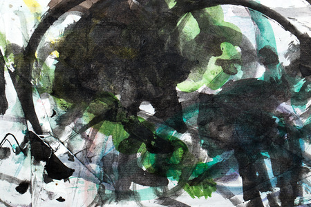 abstruse: abstract watercolor like background
