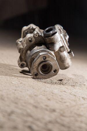 hydraulic: Vehicle hydraulic pump