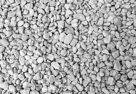 macadam: background of stone rubble