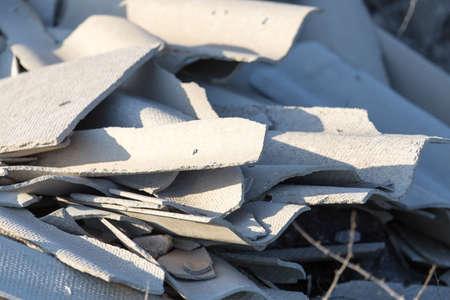 shattered: Shattered slate