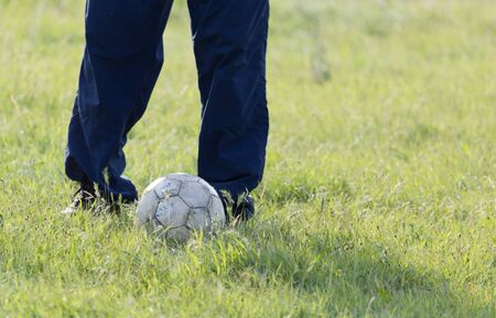 ballsport: playing ball on the grass