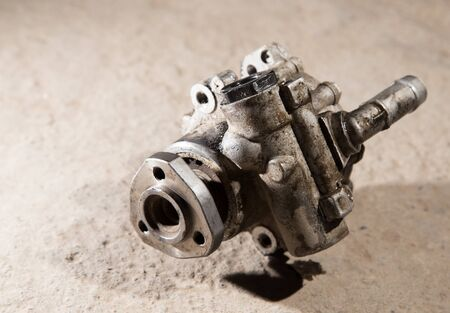 grune: Vehicle hydraulic pump