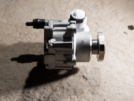 grune: Vehicle hydraulic pump