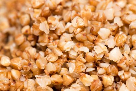 groats: Buckwheat groats