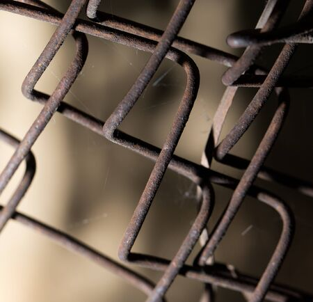 rusty wire: old rusty wire