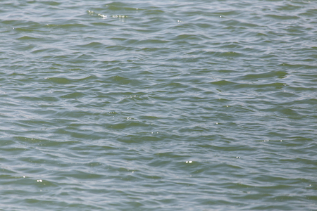liquid level: Background of the surface of the water Stock Photo