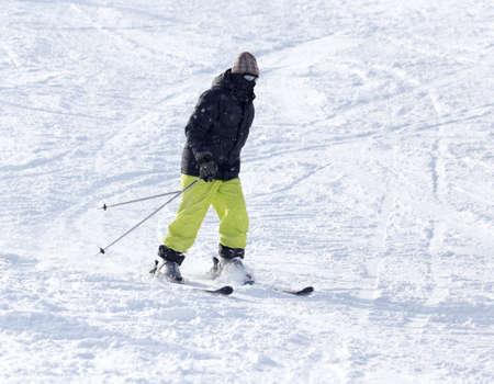 narciarz: narciarstwo narciarz