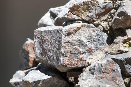stone: granite stones