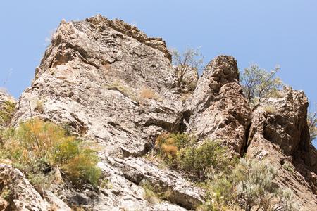 light slate gray: rocky rock as background